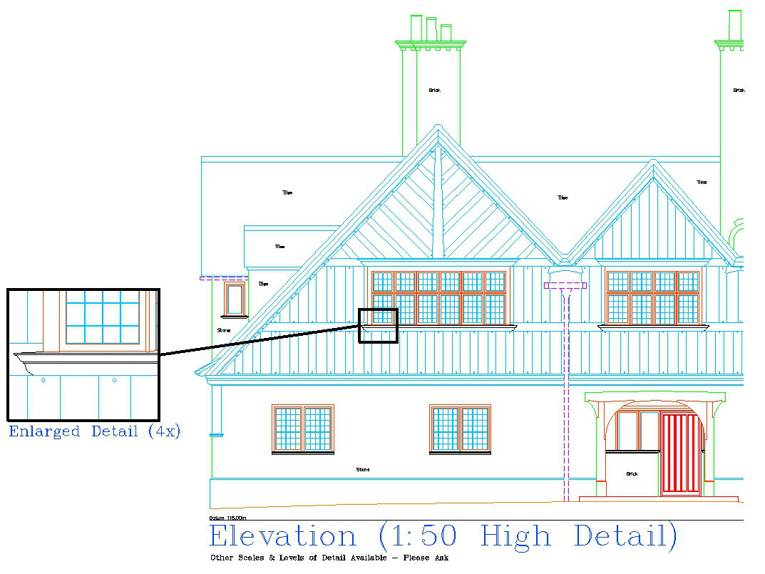 Floor Elevation Survey : Measured building surveys highest quality and reliability